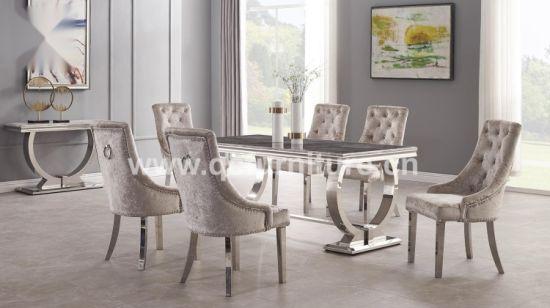 salle a manger moderne table