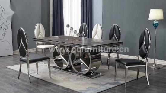 chine un design moderne table a manger