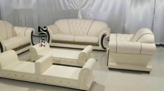 cuir meubles