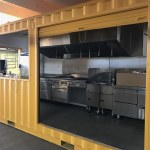 China 2020 New Style Shipping Container Room Roof Restaurant Kitchen For Sale China Container Workshop Moveable Aparment