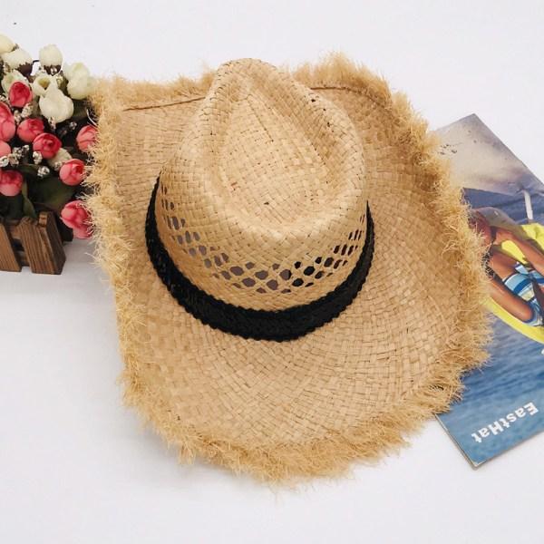cowboy hat crochet sombrero vaquero pattern # 83