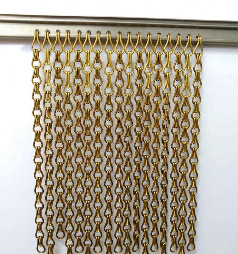 الرسغ أنا موافق أحمق chain curtain