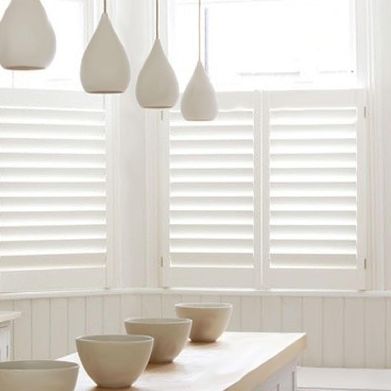 Hot Item Sliding Shutters Shift Blinds For Indoor Use
