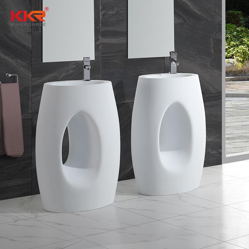 china pedestal sink bathroom sink