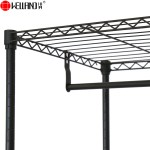 China Supreme Adjustable Wire Closet Shelving Detachable