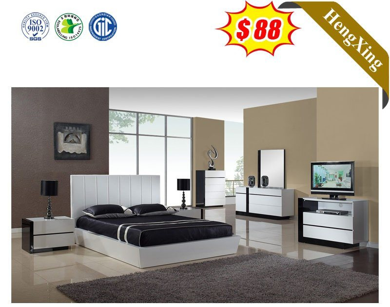 latest double bed bedroom set designs