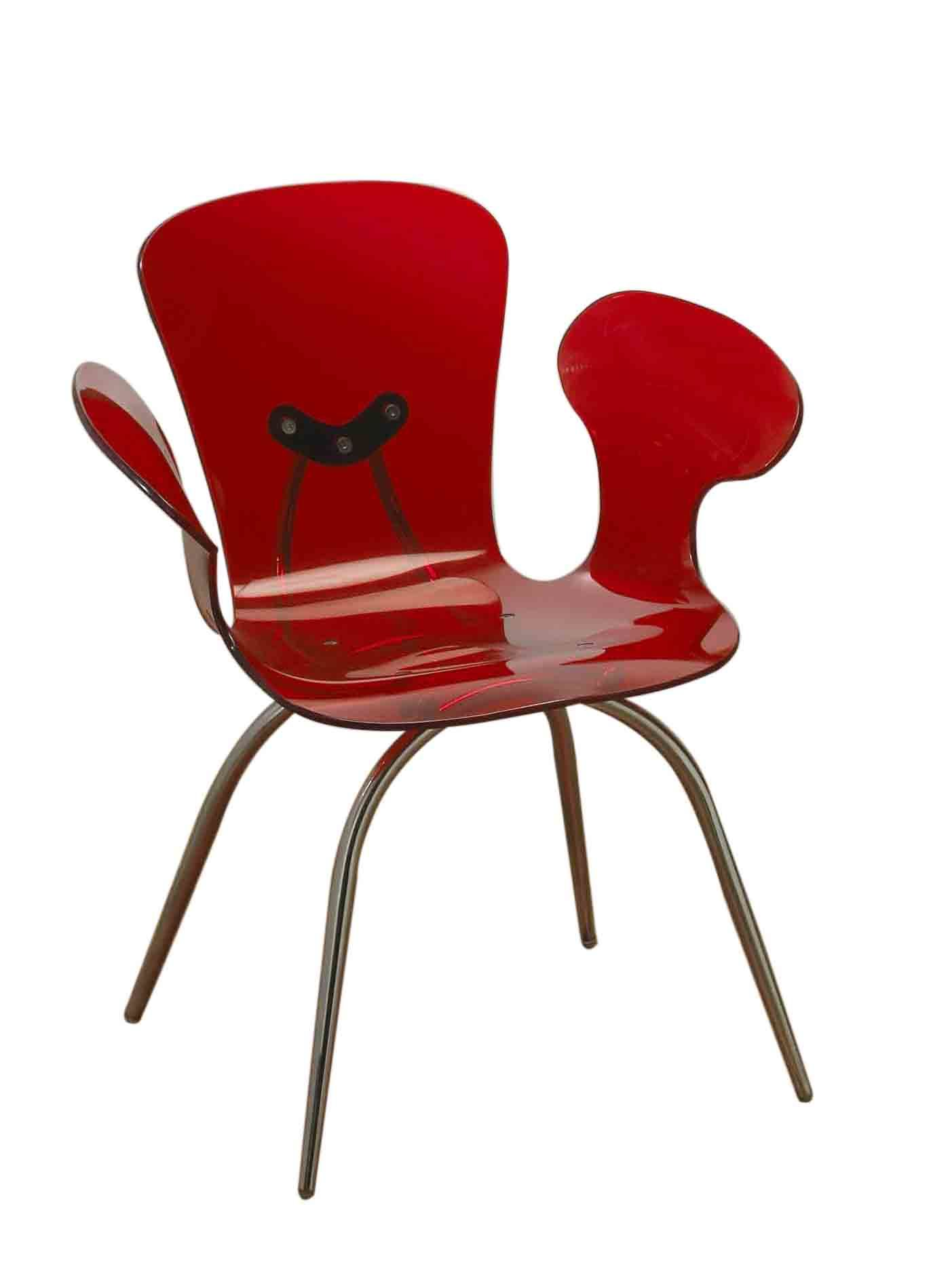 Acrylic Chair Fay 504