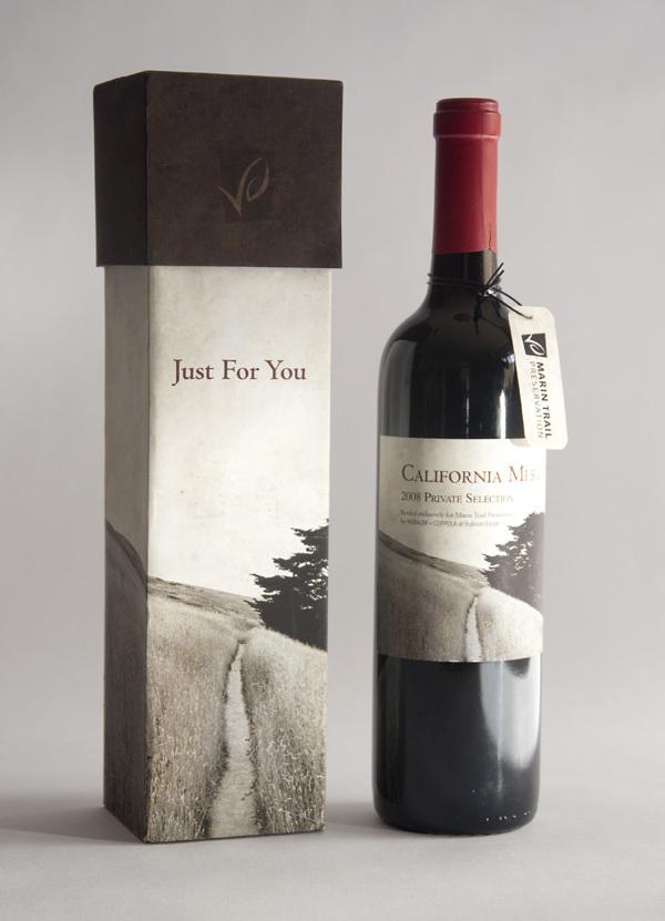 China Luxury Gift Packaging Paper Wine Bottle Box China