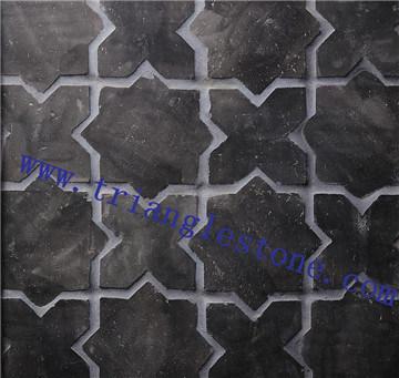 china grey black terracotta tiles