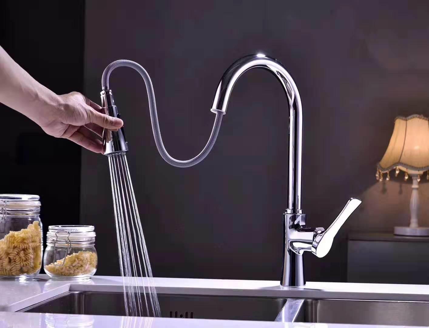 sprayer swivel spout faucets cl002