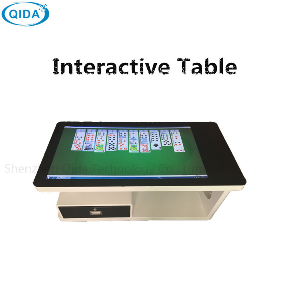 hot item 43 interactive touch screen table lcd display coffee table with android or windows