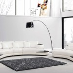 Hot Item Modern Home Furniture White Leather Sectional Sleeper Sofa With Chaise