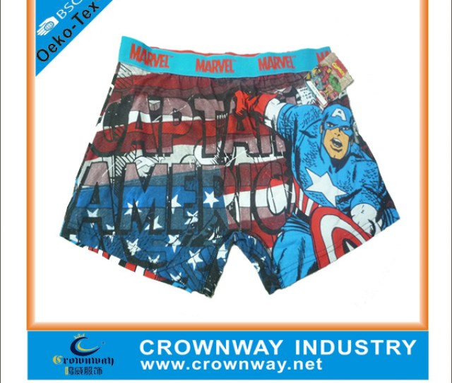 China Fancy Hot Teen Boys Slip Shorts Boxer China Underwear Cotton Underwear