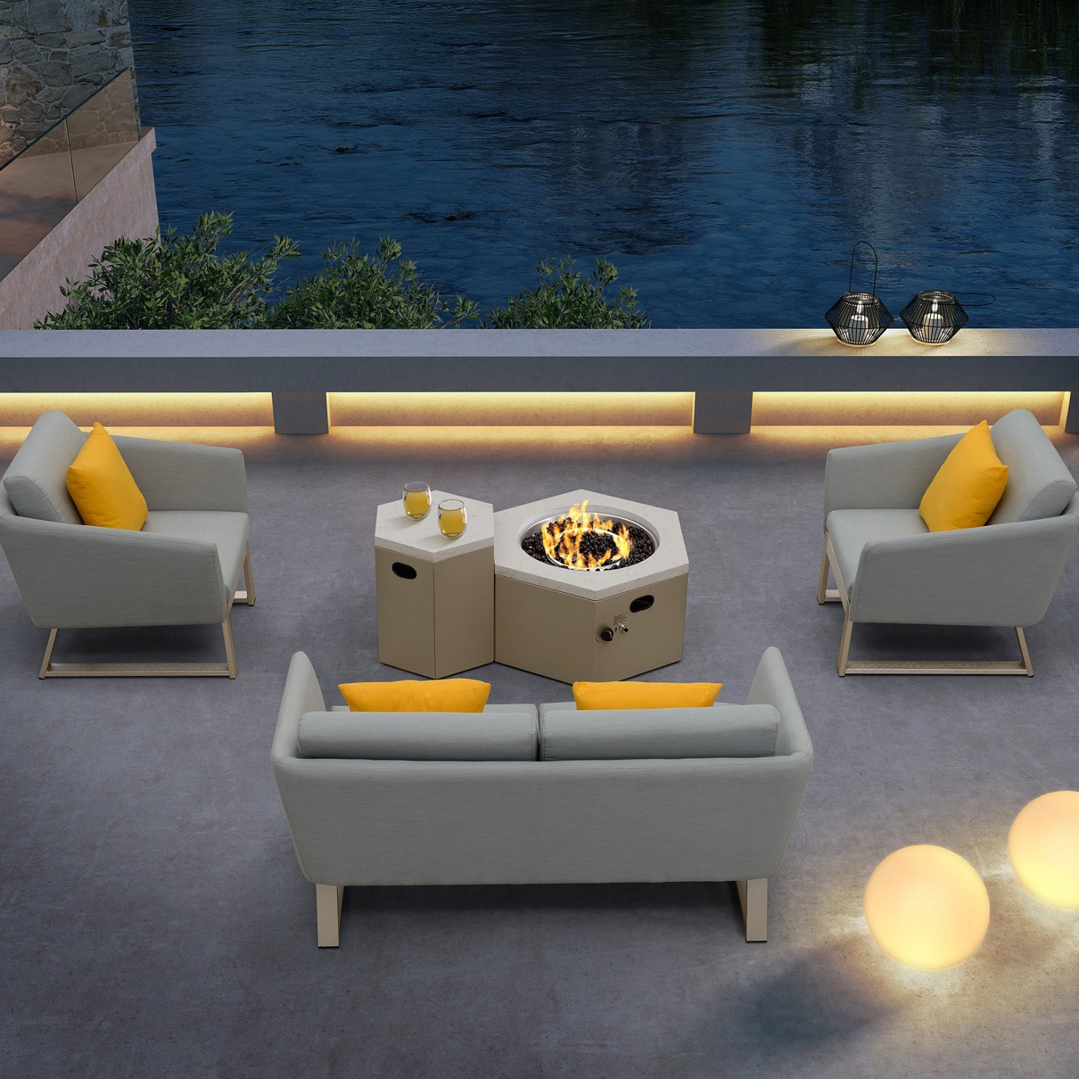 china outdoor furniture sale hotel