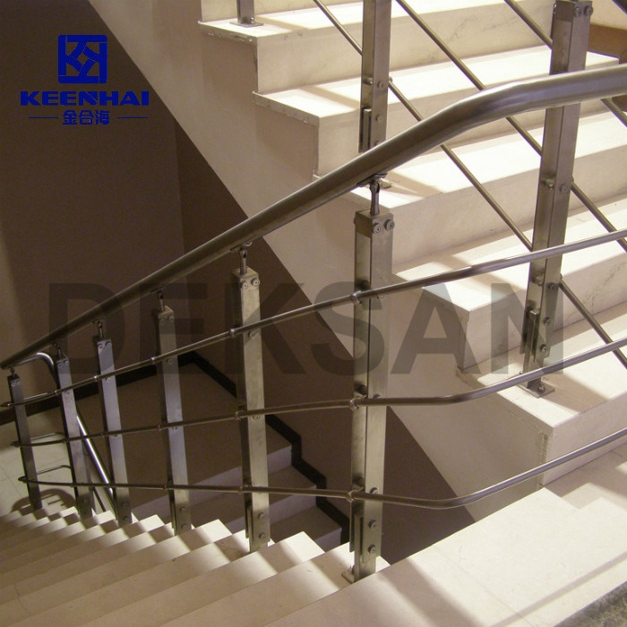 China Custom Modern Style Stainless Steel Staircase Baluster | Modern Style Stair Railing | Iron | House | Wrought Iron | Modern Luxury | Art Deco