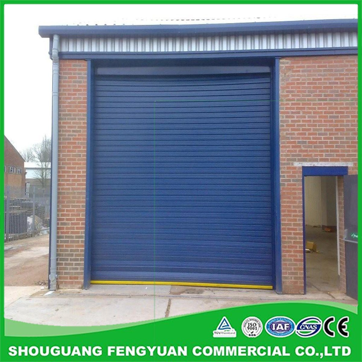 Hot Item Roller Shutters With Many Colors Protect Doors And Windows