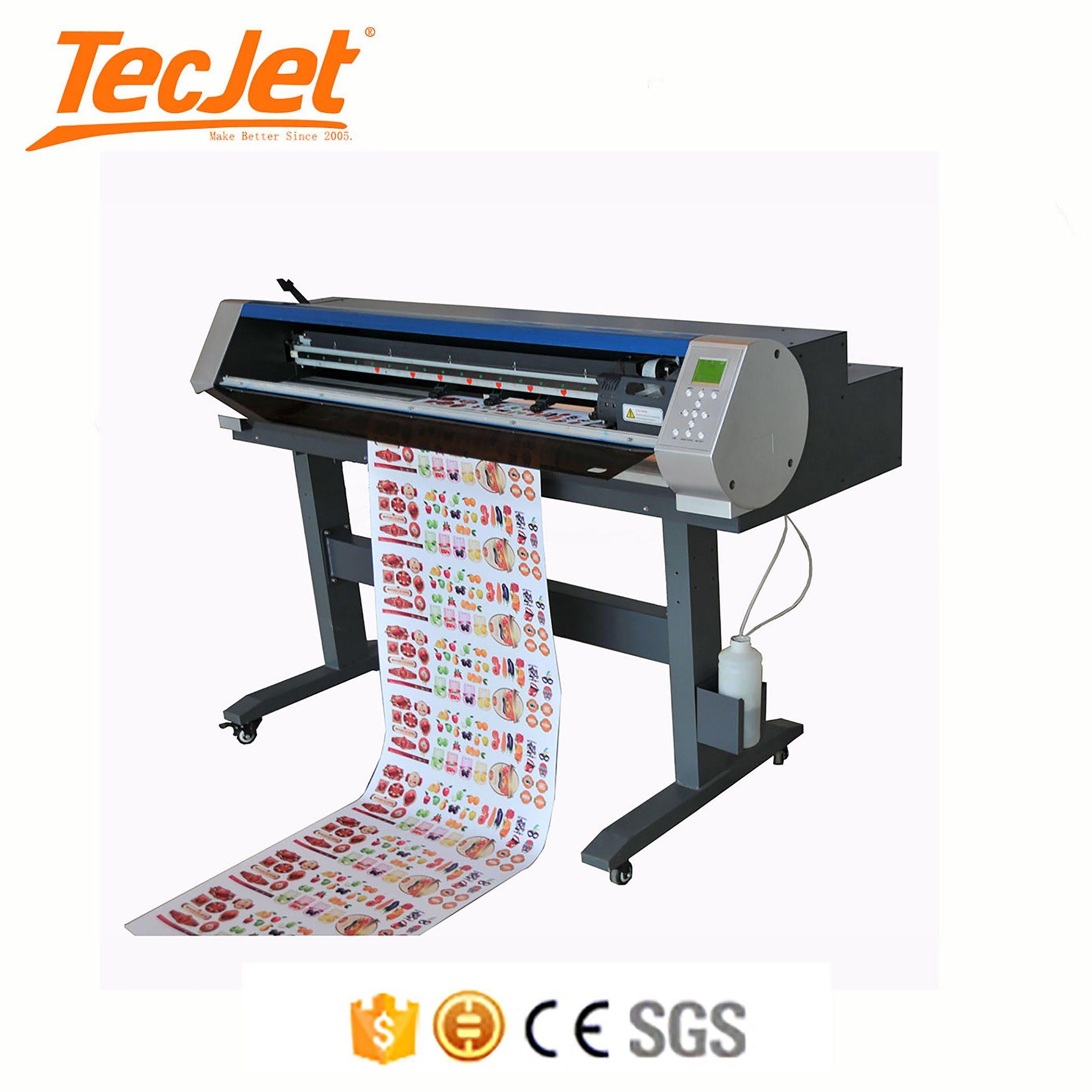 hot item tecjet promotional items media poster printer cutter price