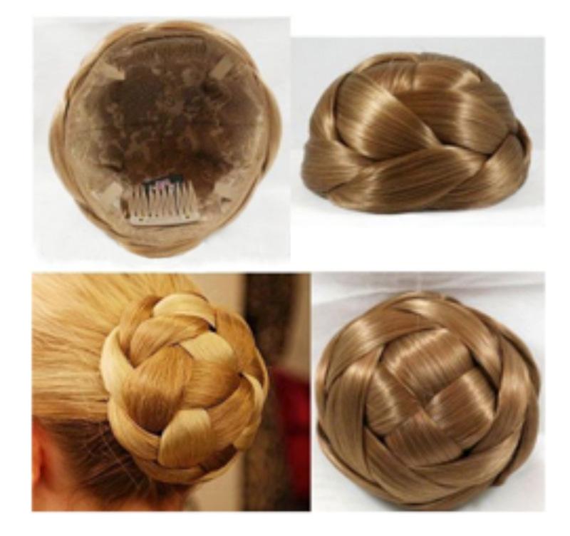 Photos Of Bun Hair Pieces Human Remy Hair Hiar Bun Hair