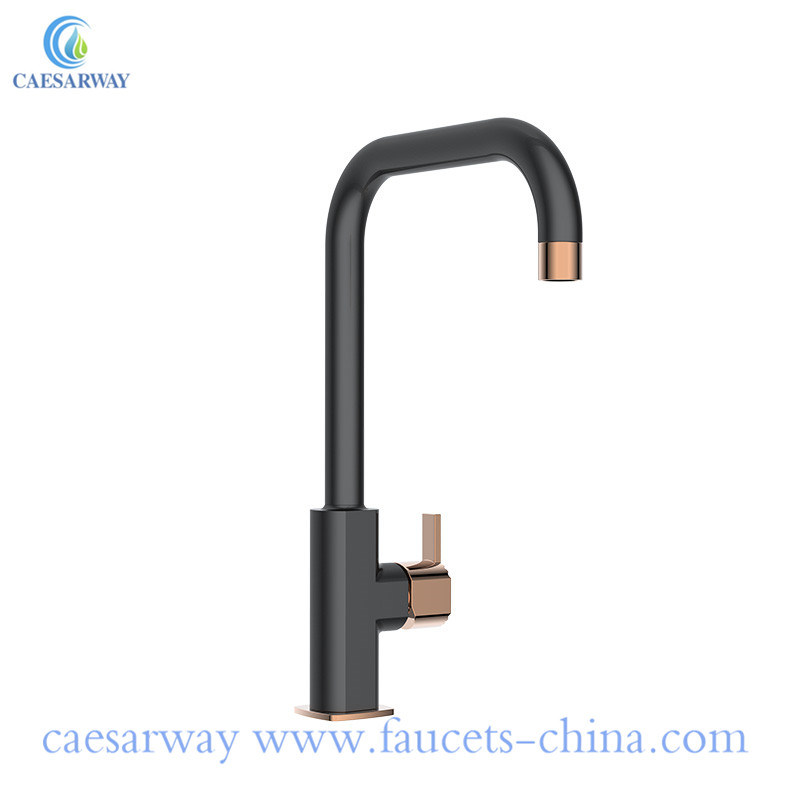 china modern rose gold brass kitchen