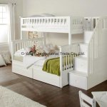 China Different Colors Environmentally Friendly Bedroom Furniture Bunk Bed For Kids China Bunk Bed Children Bed