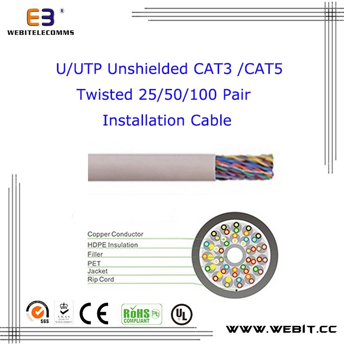 U UTP Unshielded Cat 3 Cat 5 Twisted 25 50 100 Pair Installation Cable?resize\\\=665%2C665 cat 3 cable wiring diagram wiring diagram simonand phone cable wiring diagram at bakdesigns.co