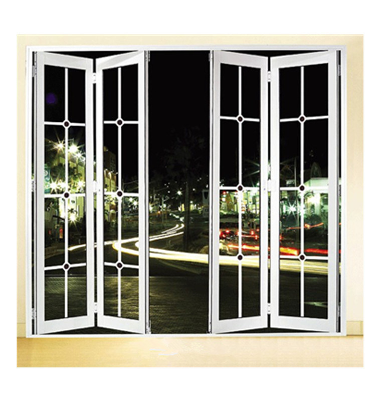 china jbd folding glass patio doors
