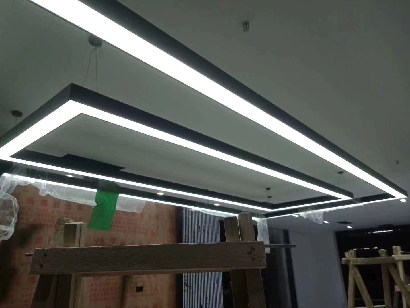 china 40w indoor led linear lighting