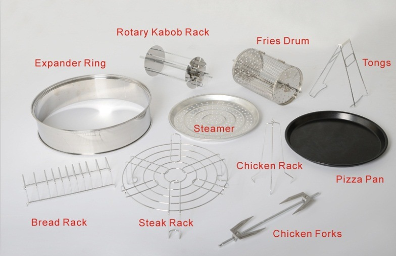 China Halogen Oven Spare Parts