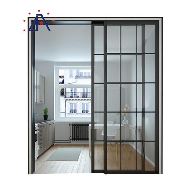 hot item 96 x 80 sliding glass doors sound insulation sliding aluminium window and door