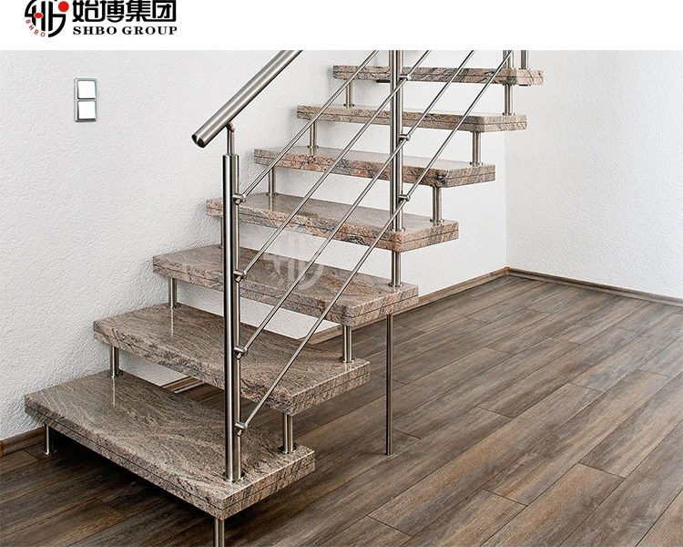 China Stainless Steel Handrail End Caps Stainless Steel Glass | Stairs Railing Designs In Steel | Outdoor | Wrought Iron | Creative | Staircase Railing | Luxury