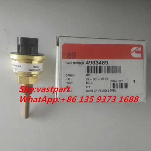 China Cummins Qsk Engine Coolant Level Sensor