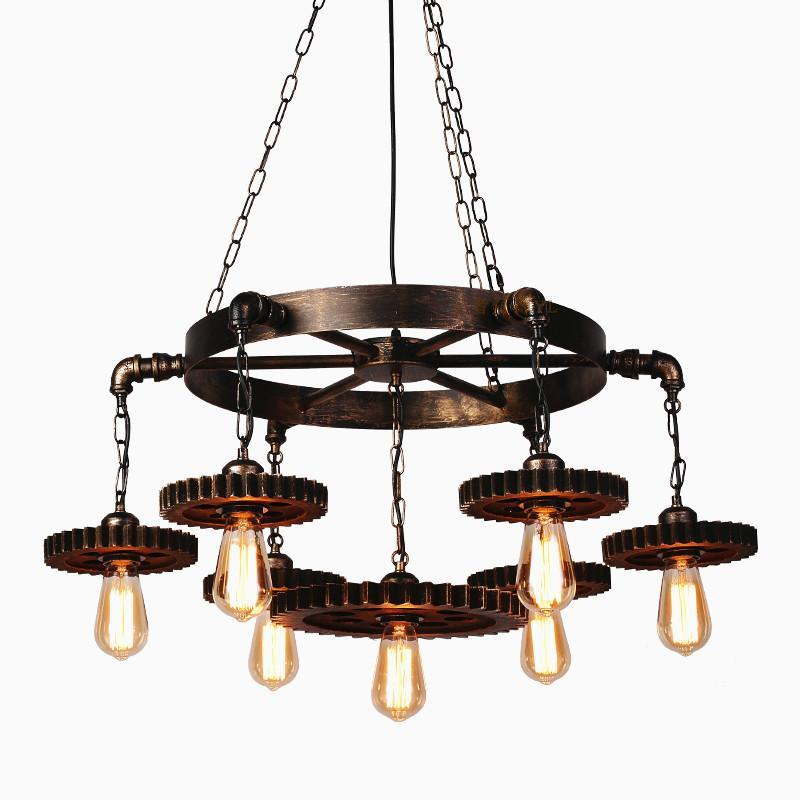 french country vintage pendant lighting