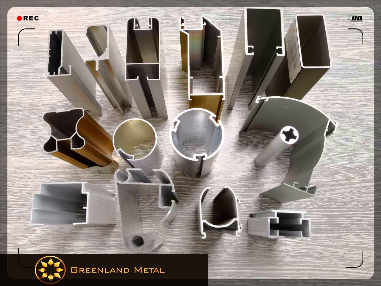 aluminium for curtain track roller blinds roller shutter industrial