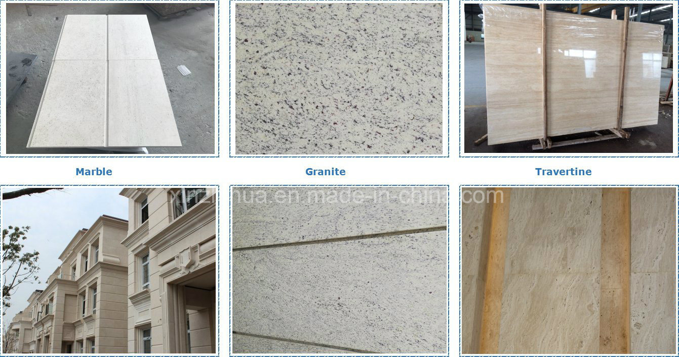 Granite Exterior Wall Facing Decorative Outside Wall Facade