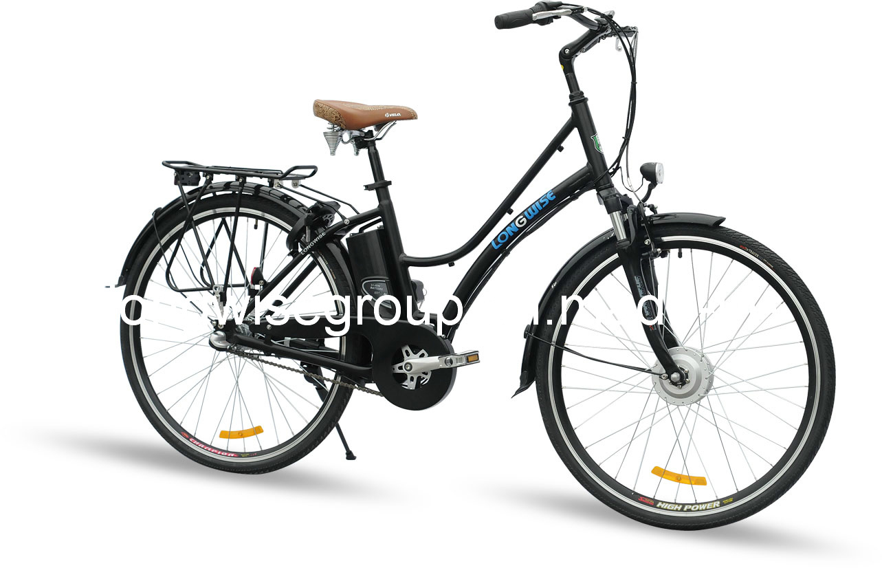 China 700c Electric Bike Electric Bicycle Aluminum
