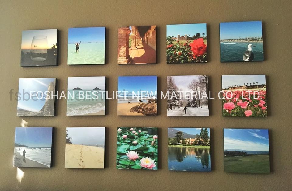 hot item 8 x 8 restickable and repositioning mixtiles foam photo tiles