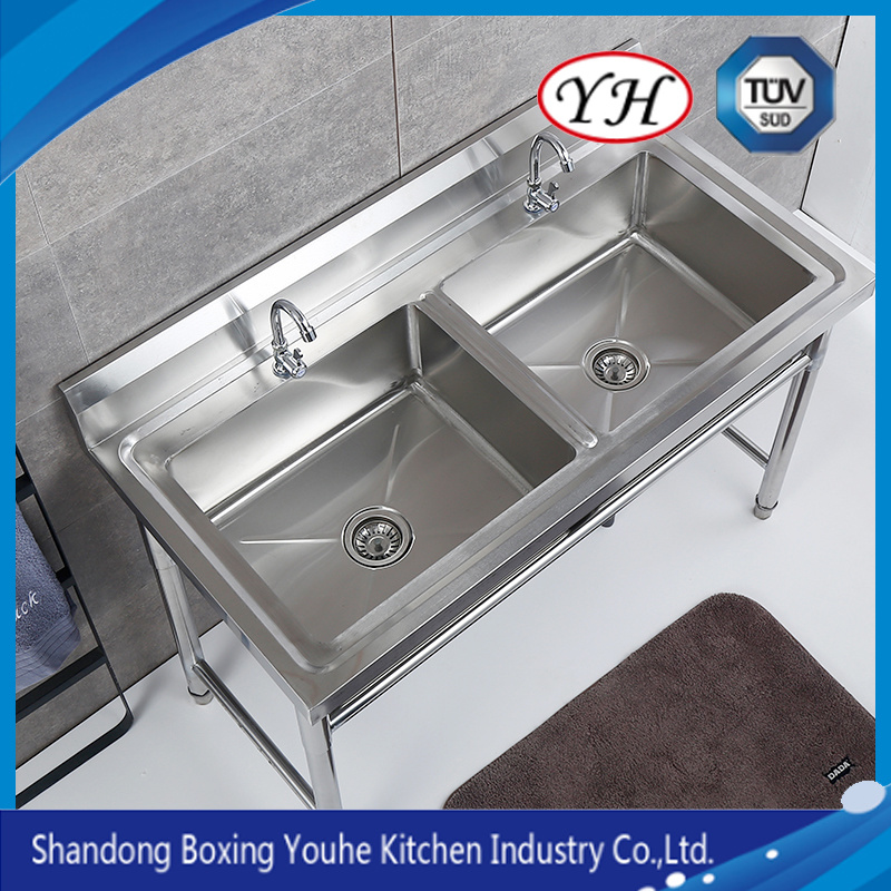 china restaurant commercial sink