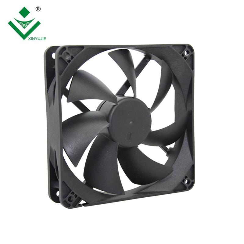 china 5 inch exhaust fan 120x120x25