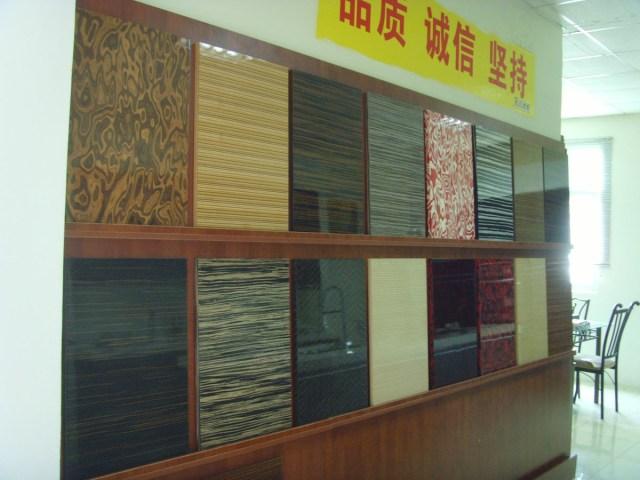 images of Artificial Wood Veneer Cabinet Doors