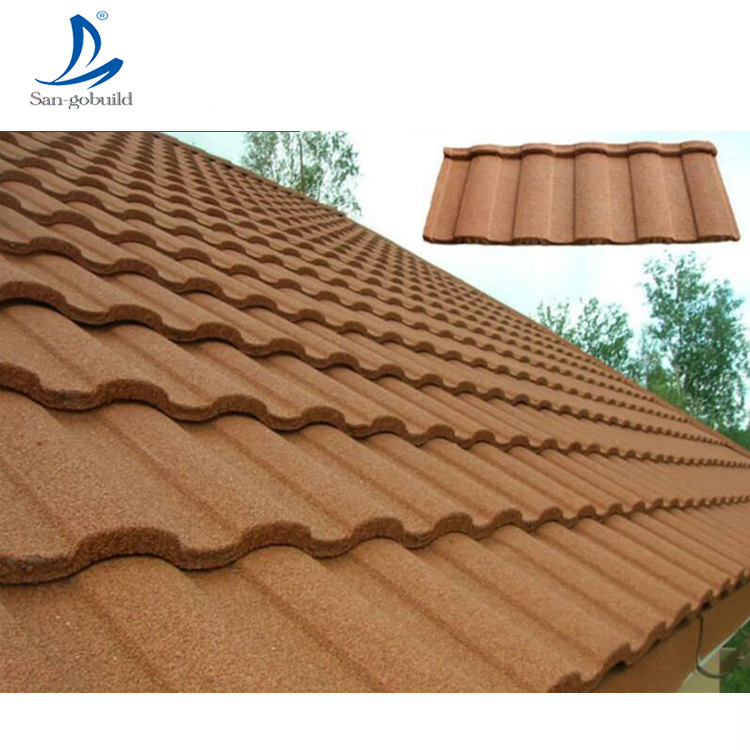 china roofing sheet super tile roof