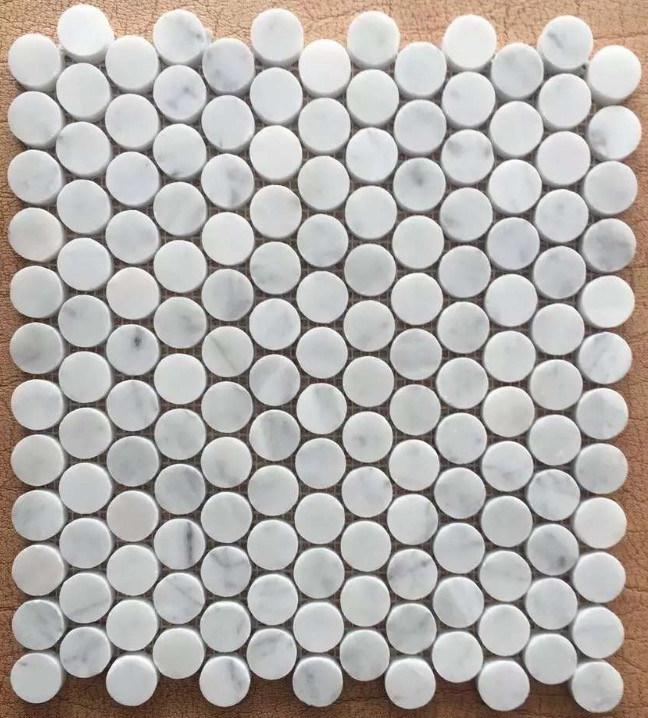 china low price selling carrara white