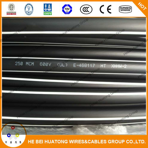 China Ul Listed Certificate Aluminum Conductor Xhhw Wire