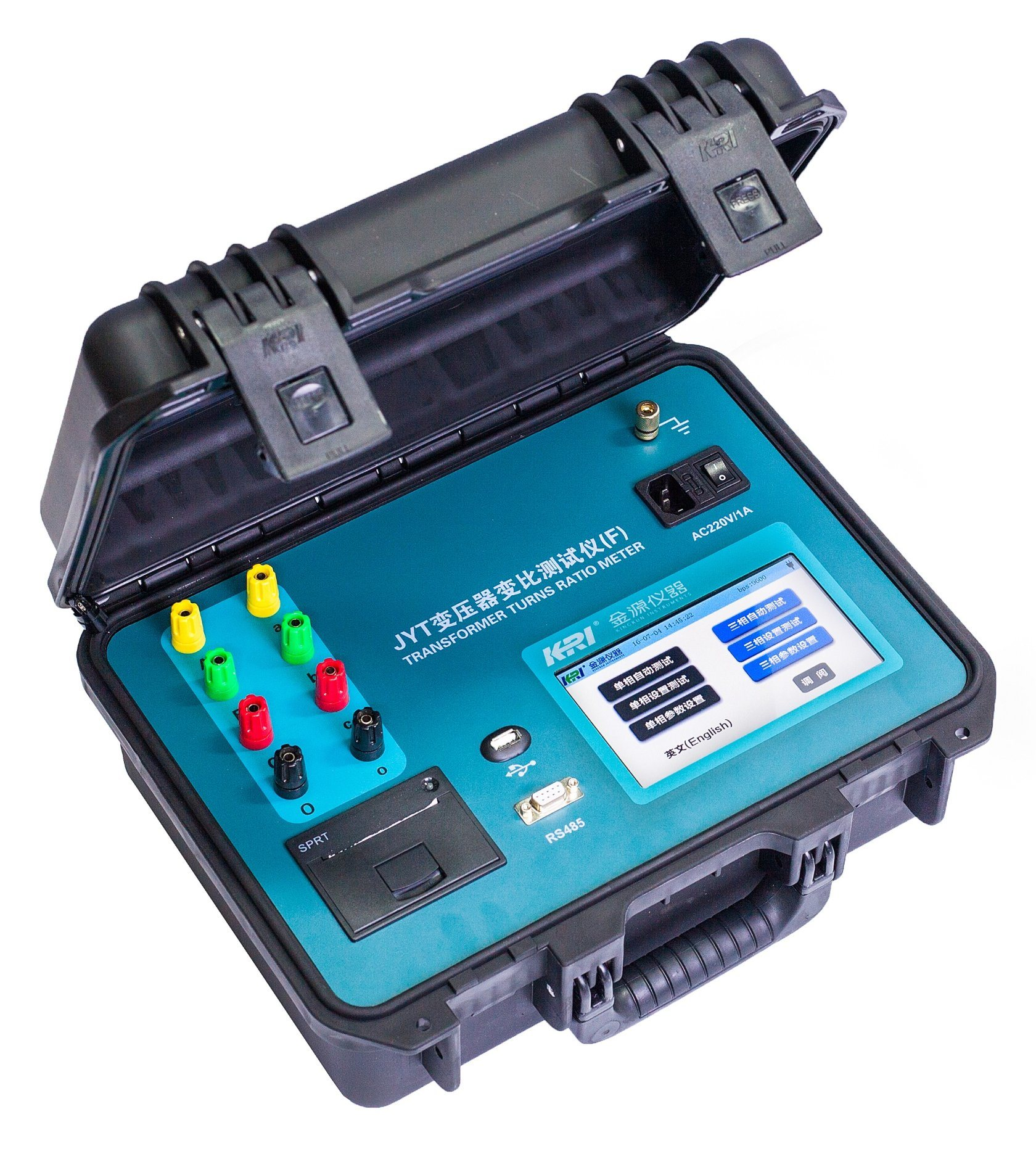 China Free Dhl Express Now Transformer Turn Ratio Tester