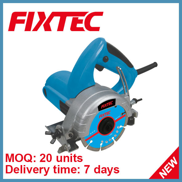 hot item fixtec 1240w electric marble cutter portable tile cutter