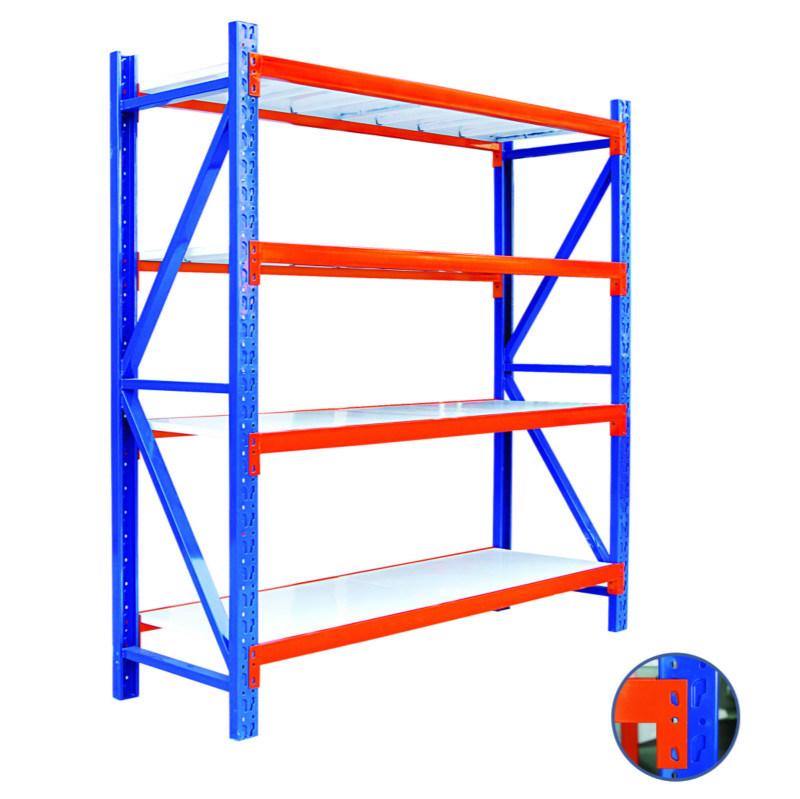 china blue and orange middle warehouse