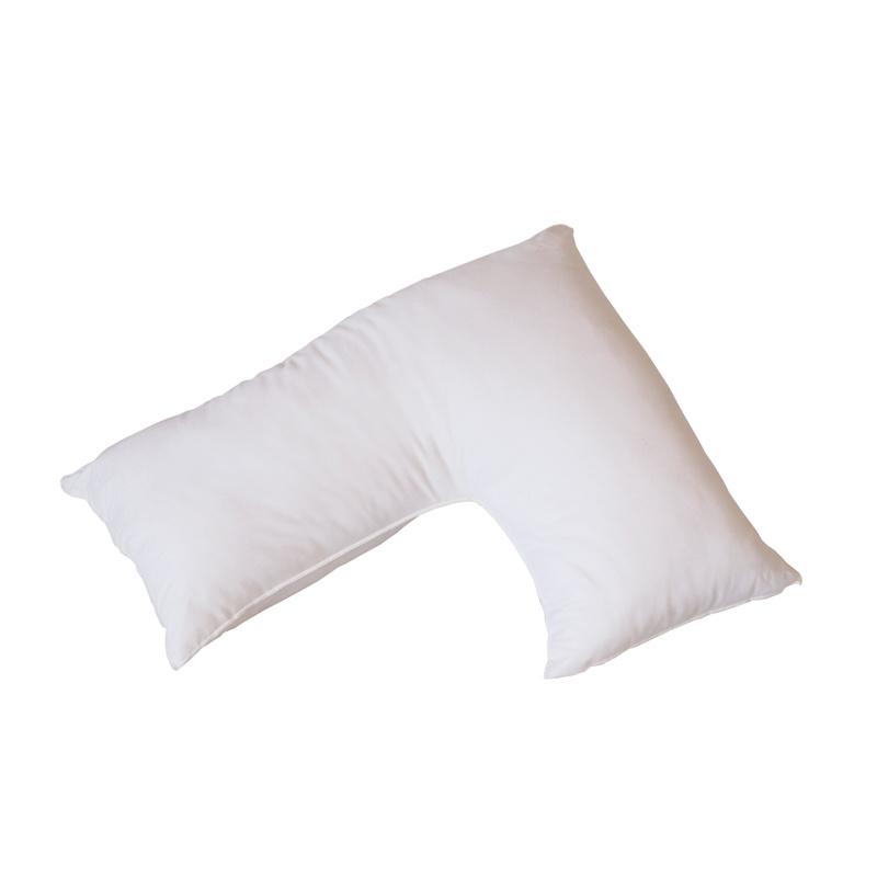 l shape pregnancy neck back pillow