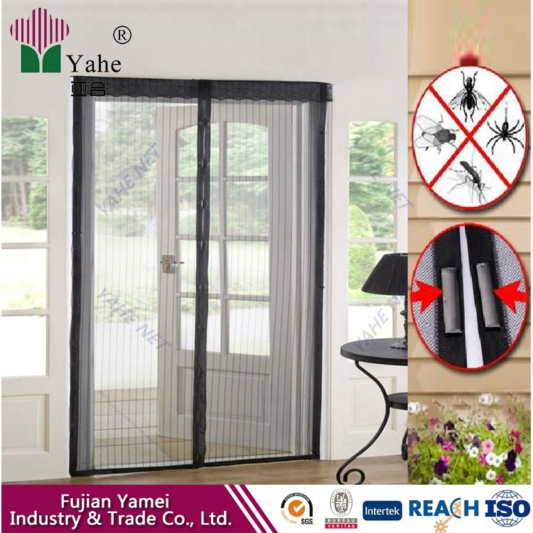 china hands free magnetic mosquito net