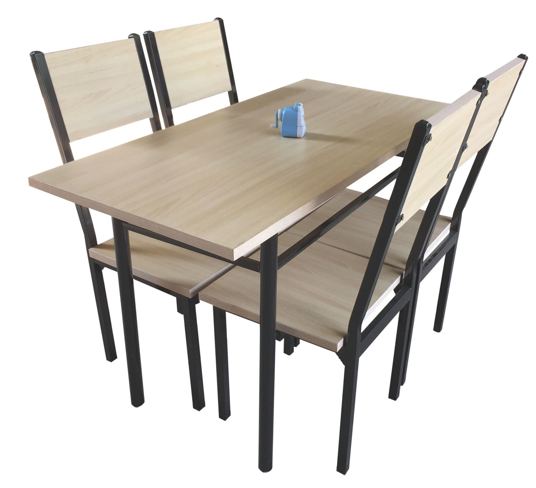 China Cheap 38 Round Bistro Table Set Small Kitchen Tables Sets Patio Table Set For Party And Wedding China Dining Table Wooden Board Table
