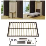 China Vertical Murphy Bed Hardware Kit China Gas Springs For Wall Bed Gas Spring For Storage Bed
