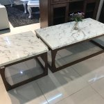 China Marble Top With Wooden Frame Center Table China Furniture Modern Furniture